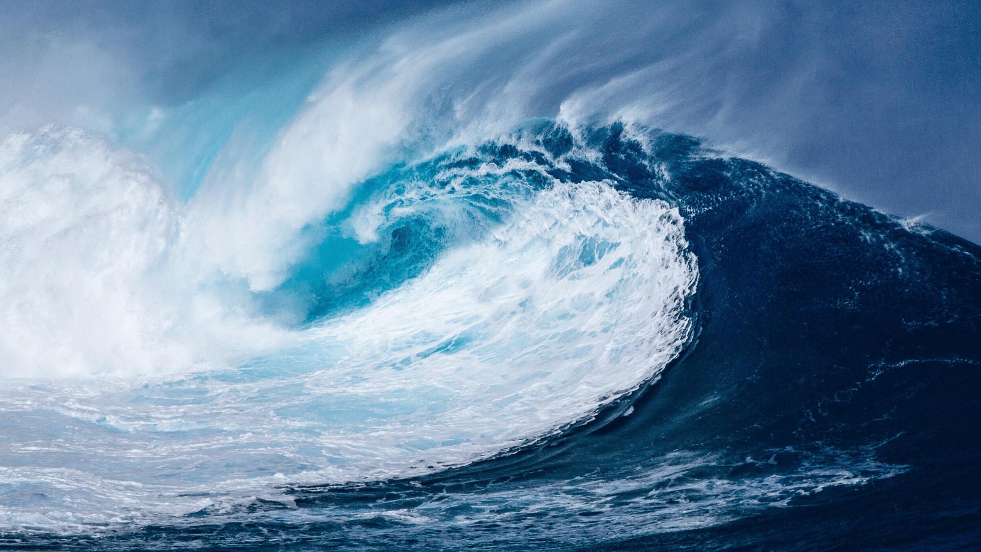 Surfowanie na porodowych falach