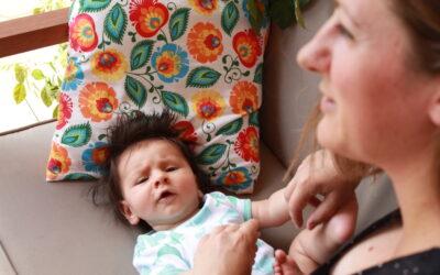 Błękitny Poród z perspektywy dziecka